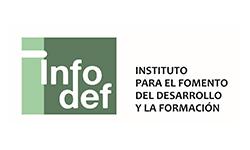 InfoDef Spain log